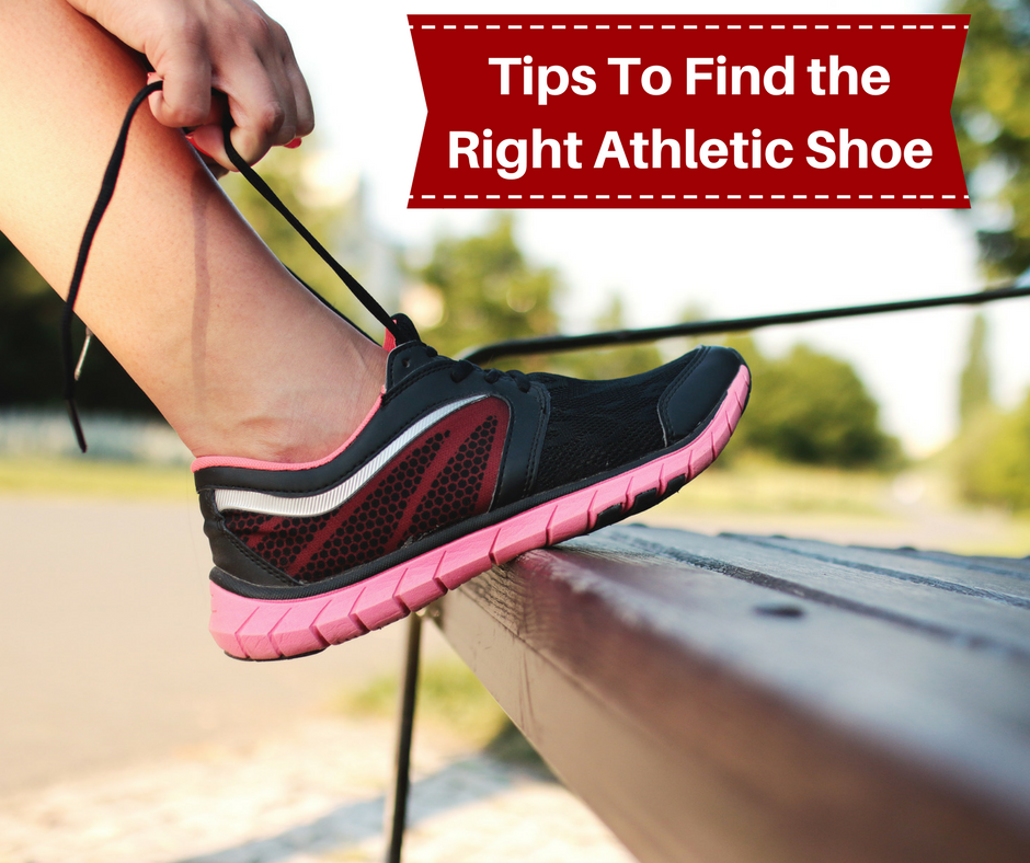 How to find the best athletic shoe