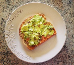 Avocado toast isn't just trendy, it's good for you!